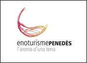 Logotip Enoturisme Penedès