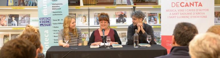 Ja hem presentat el Decanta 2016 i els llibres de Pep Blay i Meritxell Falgueras